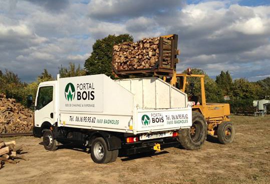 Blog Bois de chauffage Carcassonne Portal Bois # Camion De Bois De Chauffage